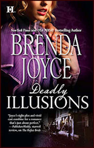 Book 7  The Deadly Series  ISBN: 9780373775415 HQN available in eBook reprinted Dec 2010